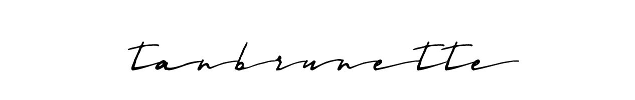 Tan Brunette - Beauté, bien-être, mode, cuisine, fitness, lifestyle...