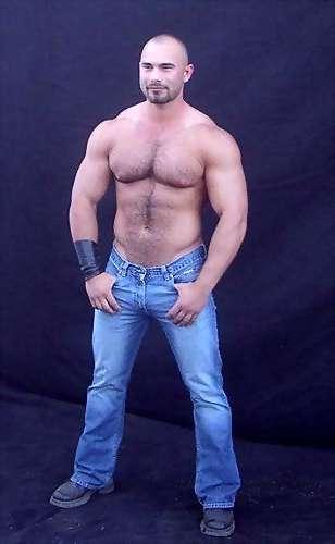 image of gay bear hairy