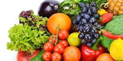 Buah-buahan tinggi vitamin C