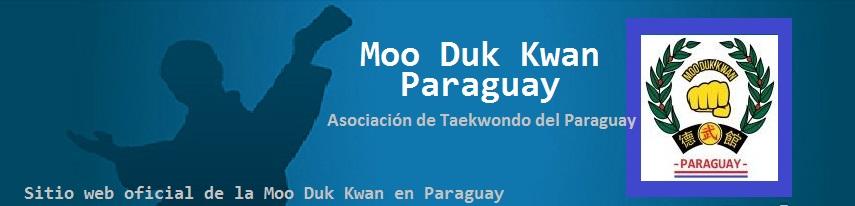 MOO DUK KWAN PARAGUAY - ASOCIACIÓN DE TAEKWONDO DEL PARAGUAY