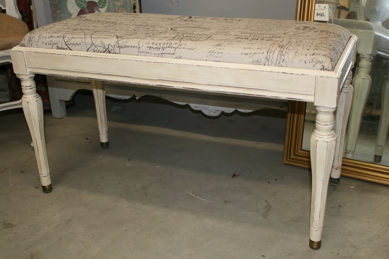 Reloved Rubbish Antique Piano Bench
