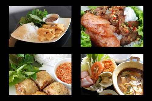 Ngon miệng với bún chả, bún đậu và lẩu 1 người tại An Khuê Quán, ẩm thực, quán ăn ngon