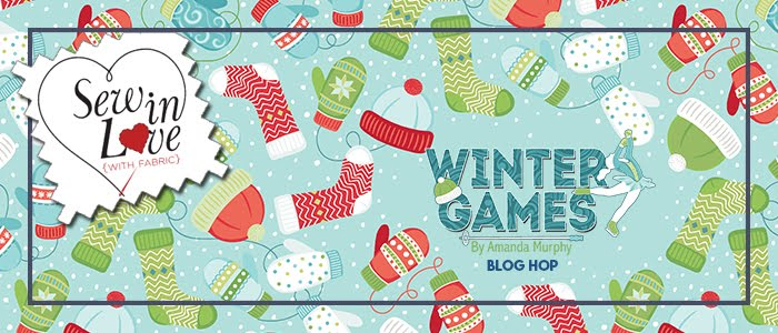 Winter Games Hop