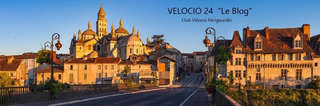 "VELOCIO 24 ""Le Blog"""
