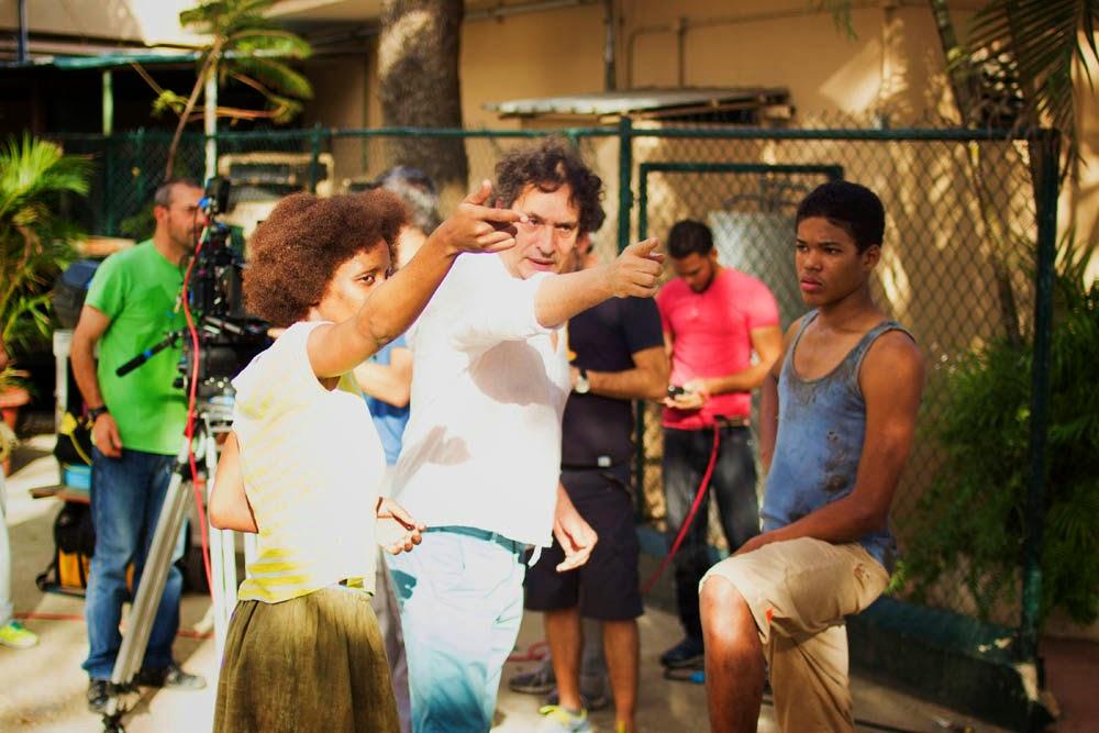 Agustín Villaronga dirige El rey de la Habana