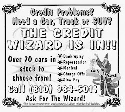 The Credit Wizard