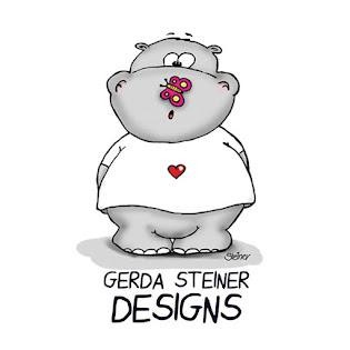 Gerda Steiner Designs Digi Stamps!