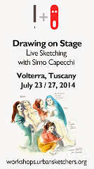 Workshop en Volterra Tuscany