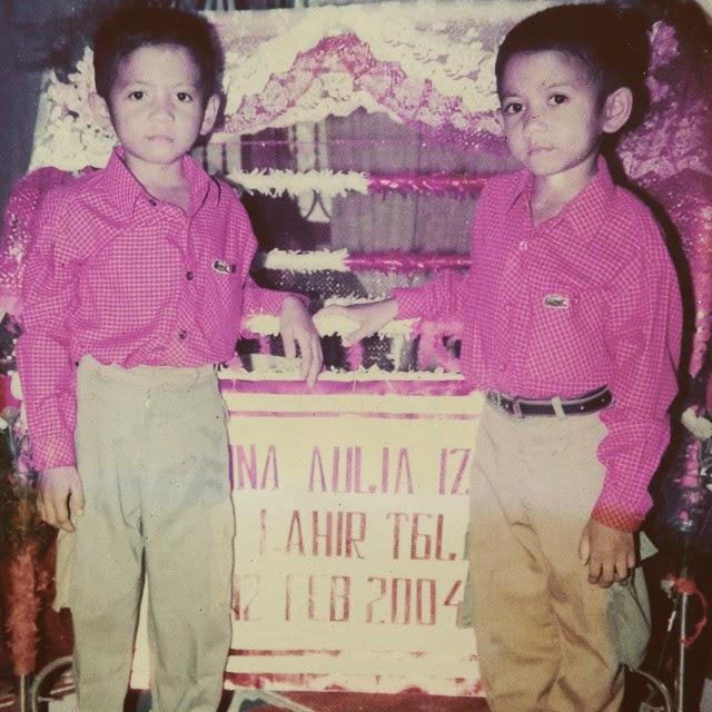 Foto masa kecil