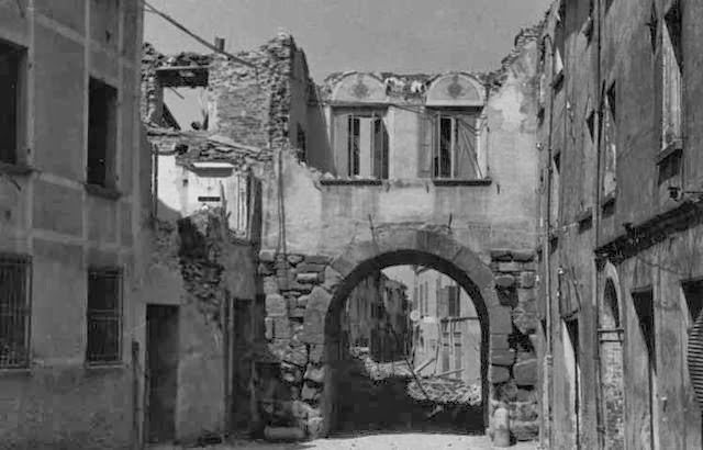 Bisanzio porta montanara e porta galliana rimini - Porta montanara imola ...