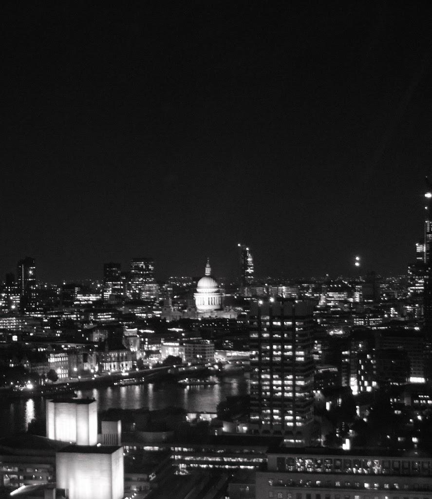 從高空看倫敦