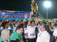 Horizonte atropela Guarani de Juazeiro e é Bi-Campeão da Copa Unimed.