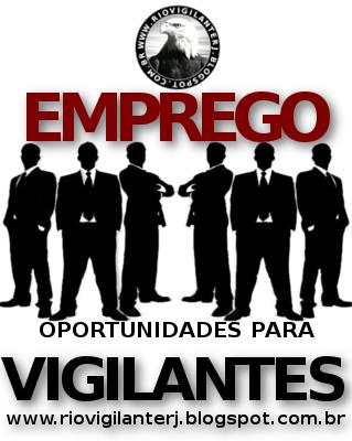 Rio Vigilante: EMPREGOS (RJ)