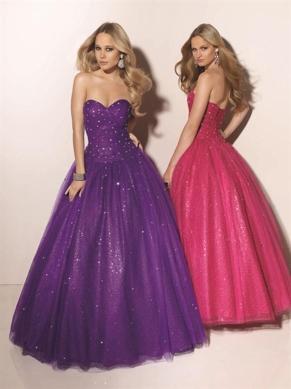 Vestido de 15 años - Color Púrpura : Vestidos para tu Fiesta