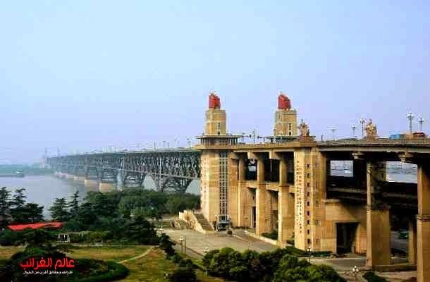 جسر نانجينغ لنهر اليانغتسى