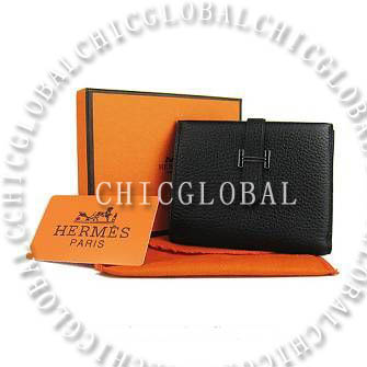 hermes constance bag sizes - HOSHI AME HARIKO: Hermes Bearn Short Wallet Black