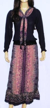 Gamis anak muda gk0197 grosir baju muslim murah tanah abang Baju gamis anak muda