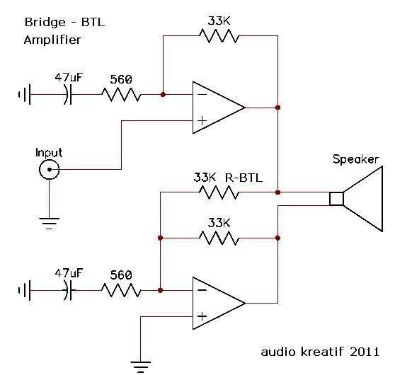 Audio Kreatif: Cara mem-bridge - mem-btl power OCL