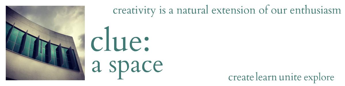 clue: a space