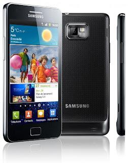Samsung Galaxy S2 Plus ominaisuudet