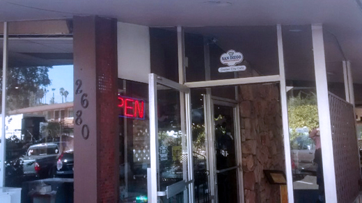 San Diego Home Cooking Restaurant Review-Centre City Café by Stacey Kuhns