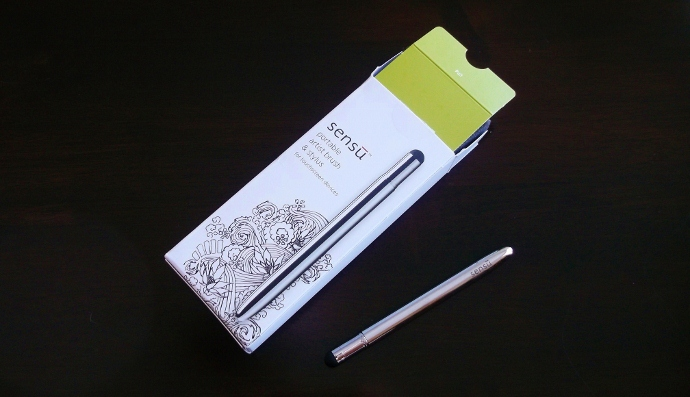 brush stylus