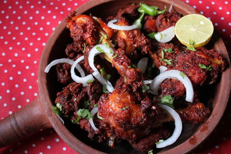 Chicken Bezule Recipe Mangalorean Fried Chicken Recipe