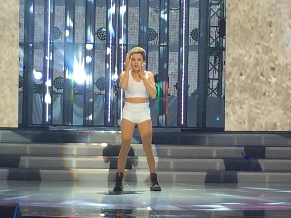 Goodbye Melai, hellow Miley Cyrus!