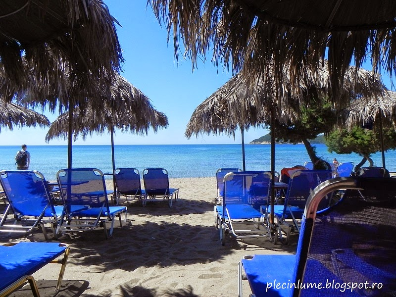 Plaja Dafni, Zakynthos