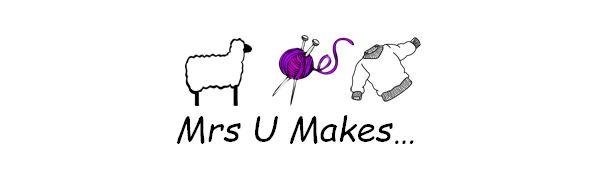 Mrs U Makes...