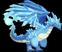 imagen del dragon estrella fria
