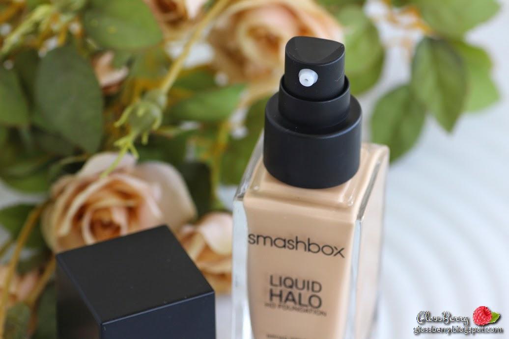 smashbox liquid halo hd makeup foundation 2 review swatches light skin dry winter מייקאפ נוזלי סמאשבוקס לעור יבש רגיל בהיר סקירה בלוג איפור וטיפוח