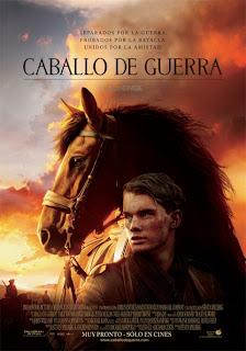 Cartel de War Horse (Caballo de Guerra)