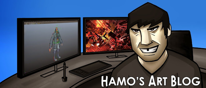 Hamo's Art Blog