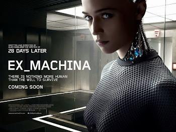 Bilim Kurgu Filmi Ex Machina Geliyor