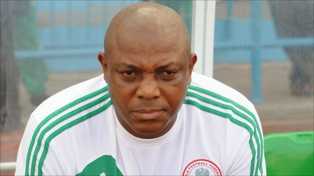 Nigerian Football Federation Reliefs Stephen Keshi
