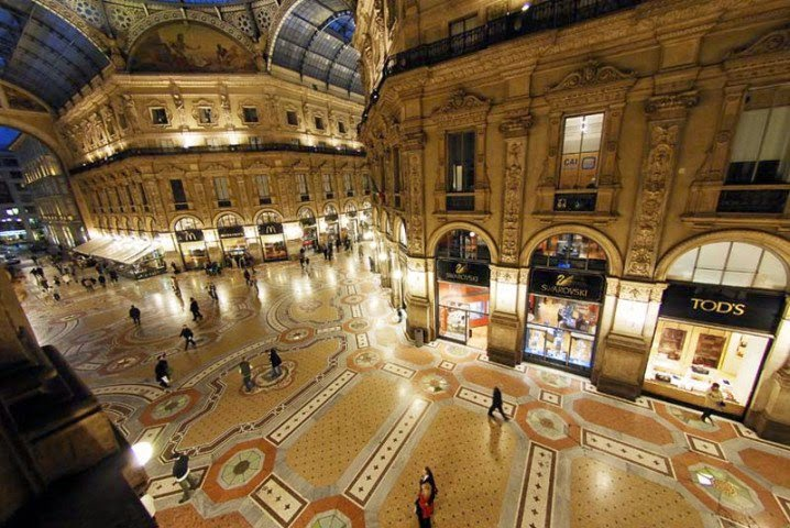 فندق 7 نجوم تاون هاوس جاليريا، ميلان، إيطاليا