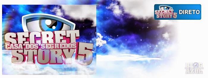 Site oficial da 'Casa dos Segredos 5' já está online! Canal 24 horas grátis