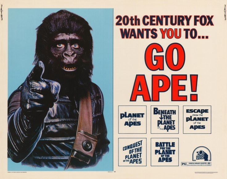 PLANET Of The APES!