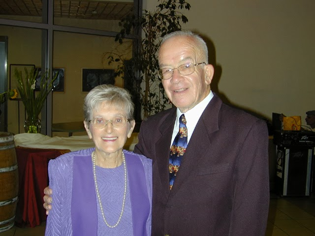 Ben and Marion Shuman - 2006