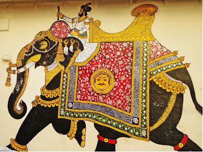 Rajasthan photo gallery, Rajasthan elephant