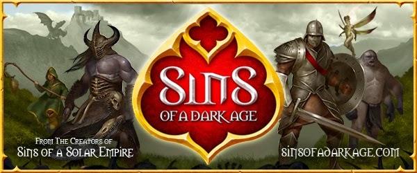 Sins of a Dark Age logo