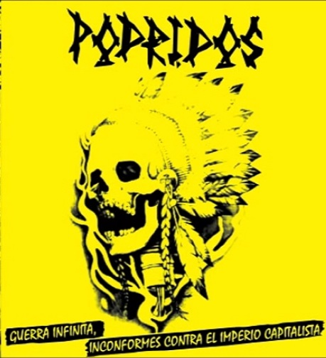 PODRIDOS - Disco