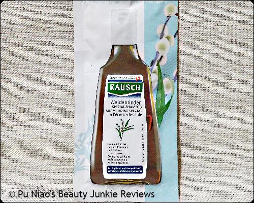 Rausch Willowbark Treatment Shampoo