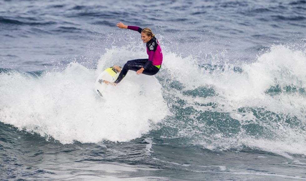 rip curl bells beach 2014 Stephanie Gilmore