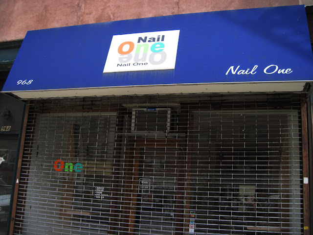 Nail One is one of the New York City businesses that closed in December