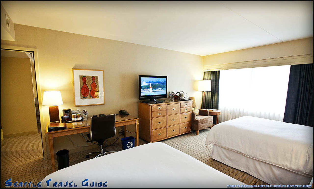 Seattle Hotel Guide Sheraton Seattle Hotel