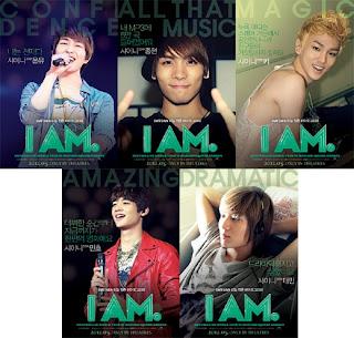 Movie SM 'IAM' SHINEE IMAGE