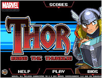 THOR - O DEUS DO TROVÃO