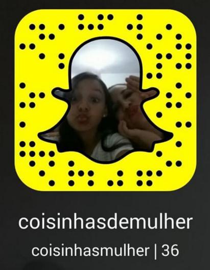 Nosso Snapchat